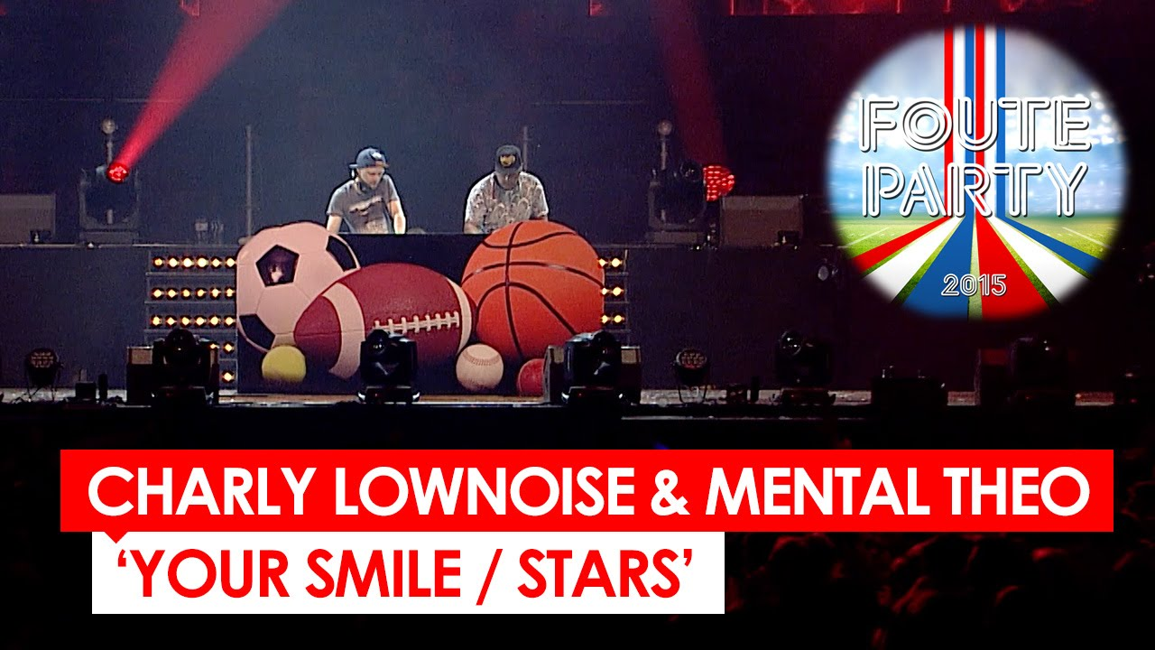 Charly Lownoise & Mental Theo Feat. Donny Larusso - All I Wanna Do Is F*ck With The DJ