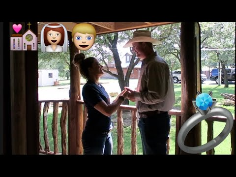 I'M MARRYING A RODEO STAR!!