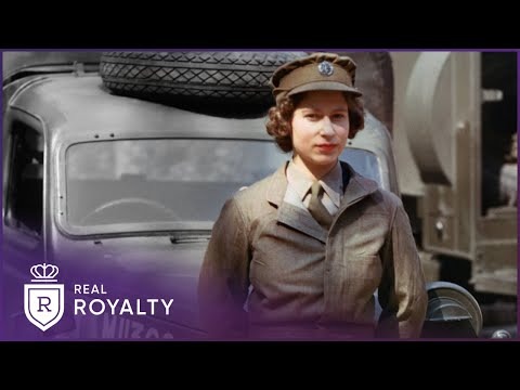 When Queen Elizabeth II Was A Young Girl   A Remarkable Life   Real Royalty