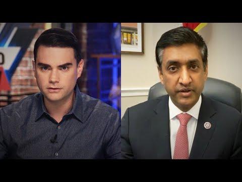 Ben Shapiro and Rep. Ro Khanna Clash Over the $15 Minimum Wage Debate