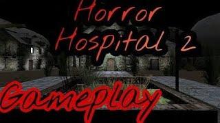 Horror Hospital 2 странная бабка и дедок😂