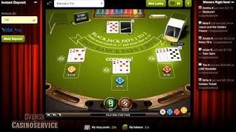 ComeOn Casino Presentation