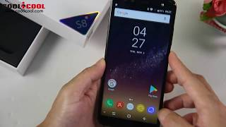 BLACKVIEW S8 Smartphone Unboxing  & Antutu Test Video