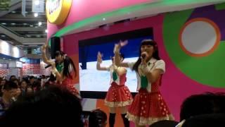 台北國際觀光博覽會夏季旅展 枥木草莓少女25 - FLOWER WAY 台北国際観光...