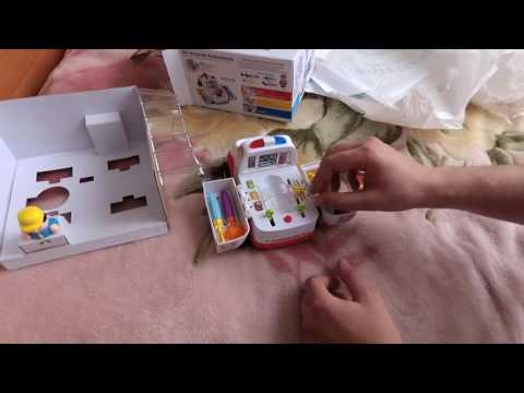 Игрушка Hola Toys Скорая помощь (836) (6944167183661)
