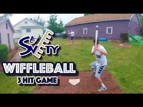 WIFFLEBALL (3 Hit Game)