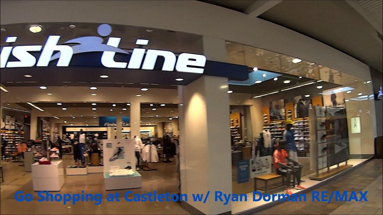 Castleton Mall is the biggest \u0026 busiest
