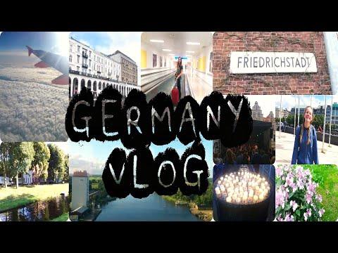 Travel with Elina: GERMANY VLOG  Hamburg/Friedrichstadt/Gethof Zoo and more!