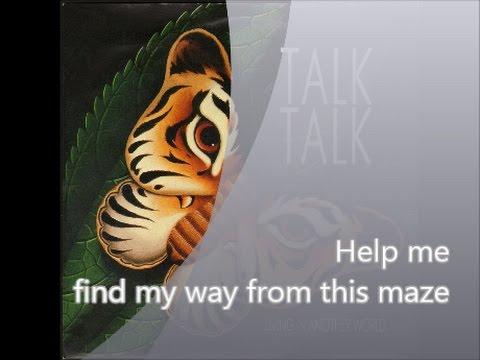 Talk Talk - Living in Another World (Karaoke)