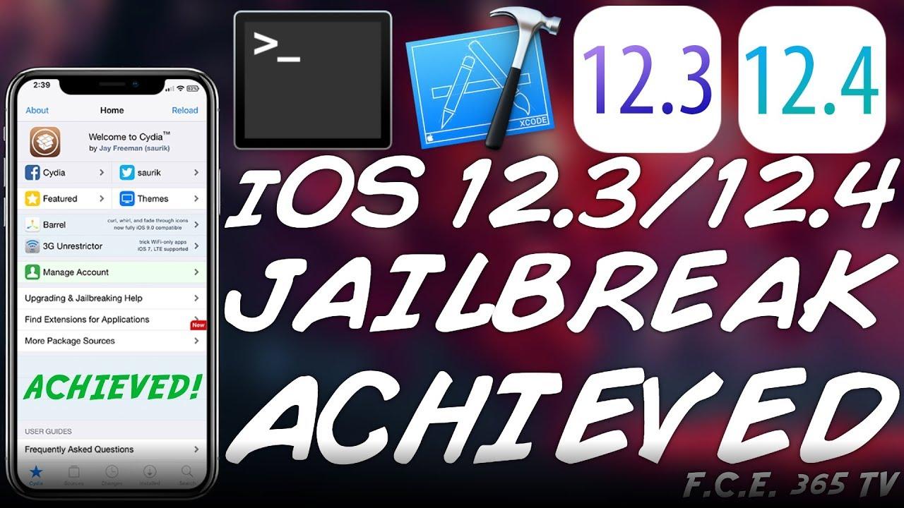 iOS 12 4 / iOS 12 3 1 / iOS 12 3 JAILBREAK Achieved With SSH & More News