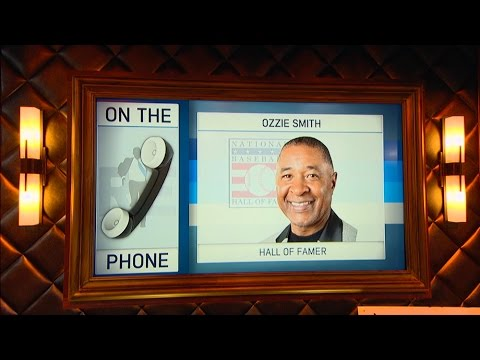 Baseball HOFer Ozzie Smith Weighs in on The New Sliding Rule & More - 5/27/16