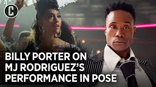 Pose: Billy Porter on Mj Rodriguez and How Awards Can Give Power to the Powerless