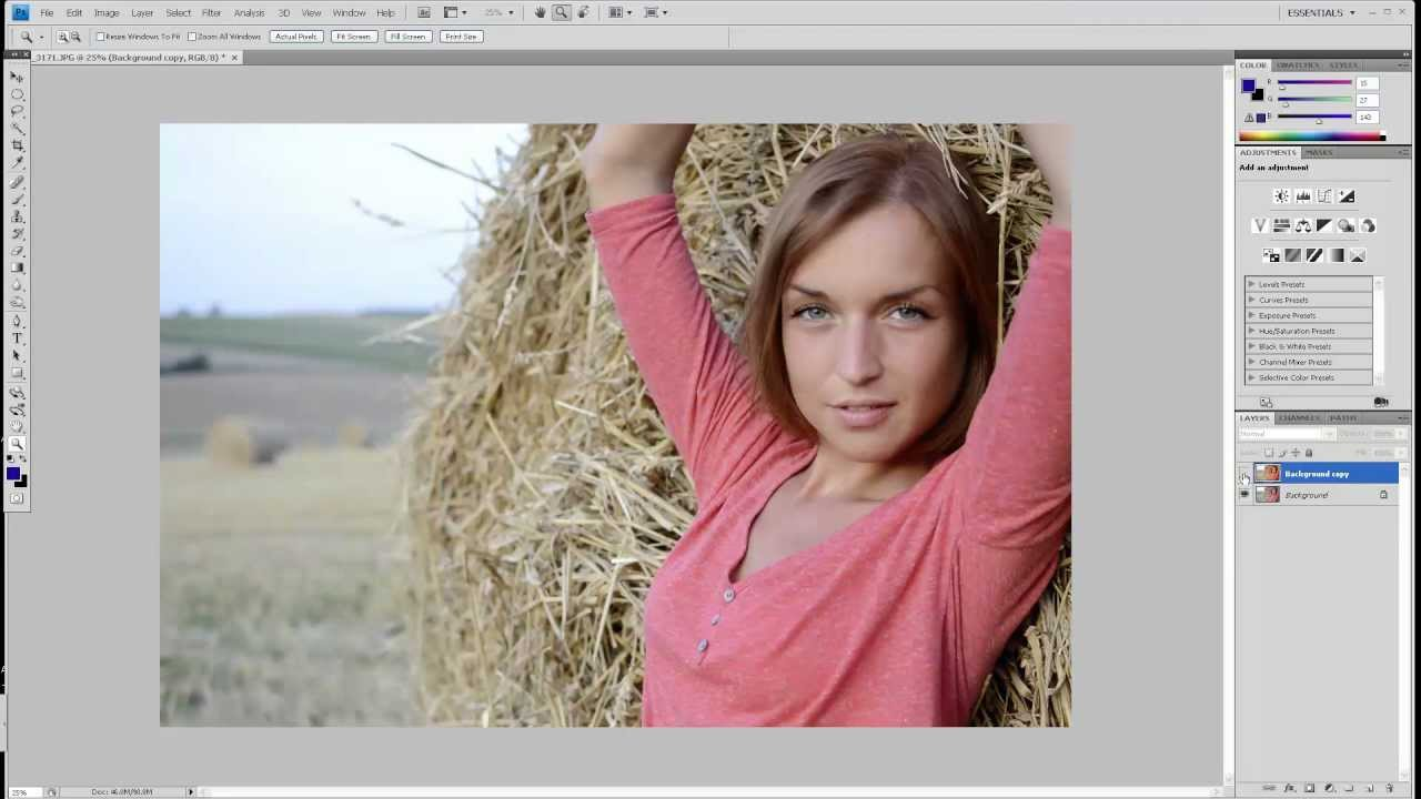 How to fix color cast in photoshop - Color Temperature Color Cast In Photoshop How To Use It To Enhance Your Photos
