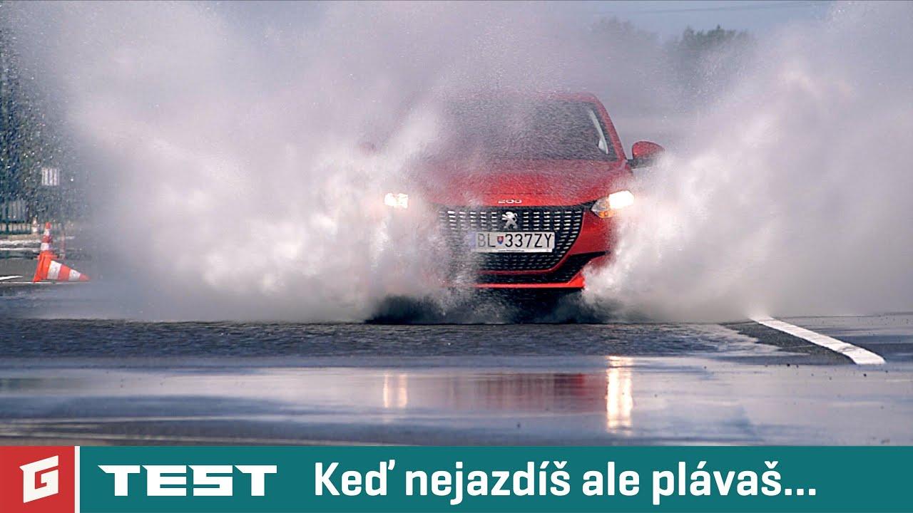 Peugeot 208 po 10.000 km + Goodyear Eagle F1 Asymmetric 5 - TEST - YouTube