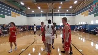 Select Black vs Mac Irvin Fire - Summer AAU Basketball