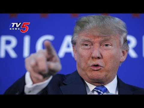 Donald Trump New Plan May Hit 3 Lakh Illegal Indian-Americans | TV5 News