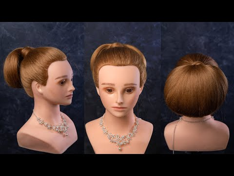 Elegant Hairstyle : Wedding, Party, Prom By The Aim Hair Studio