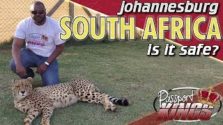 is South Africa Safe? | My Review of Johannesburg in 4k