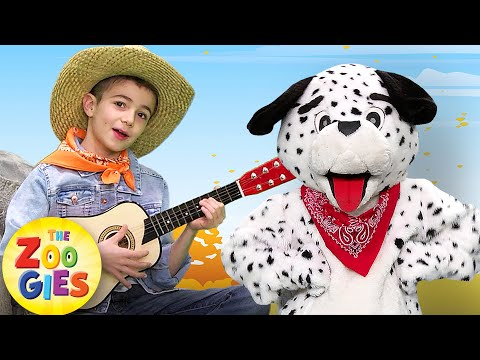 Bingo was his name 🐕🐶 | New Nursery Rhymes & Songs for Kids by Zouzounia TV