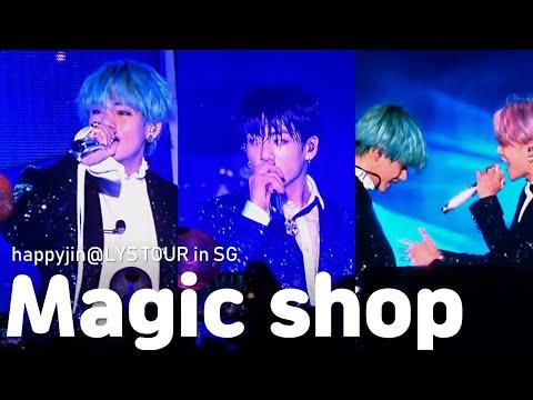 190119 BTS _ Magic Shop (4K) @LYS TOUR In Singapore