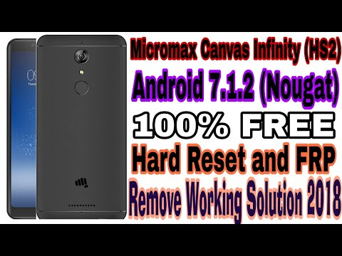 Micromax Canvas Infinity Android Nougat Videos - Waoweo