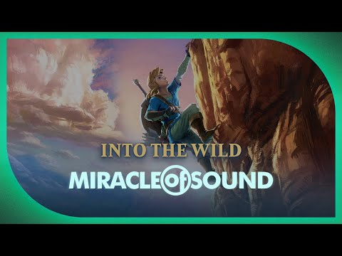 LEGEND OF ZELDA: BREATH OF THE WILD SONG - Into The Wild By Miracle Of Sound