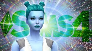 The SIM From Outer Space! Let's Play The Sims 4: Get To Work! | EP.4