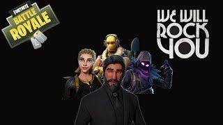 Baixar Fortnite - We Will Rock You