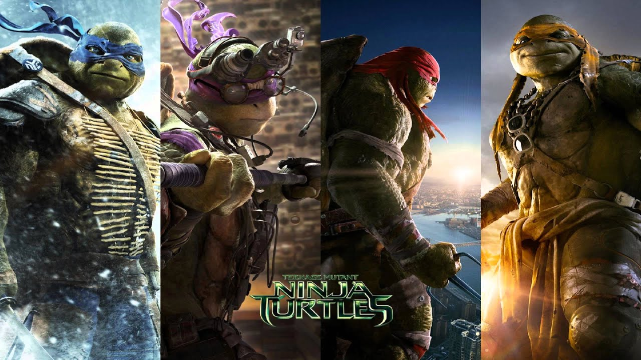 Teenage Mutant Ninja Turtles 2014 Stream Deutsch