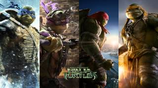 Teenage Mutant Ninja Turtles 2014 Soundtrack - Shell Shocked