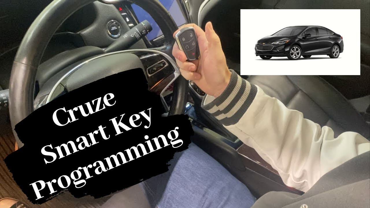 2016 Chevrolet Cruze Keyless Entry Remote Fob Smart Key
