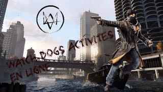 ON EST DES VOYEUR / watch dogs activité en ligne