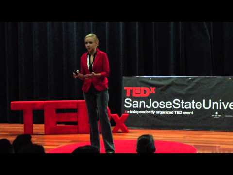 Visualizing your life as a timeline | Anna Vital | TEDxSanJo
