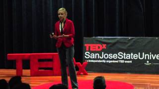 Visualizing your life as a timeline | Anna Vital | TEDxSanJoseStateUniversity