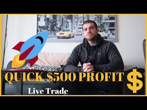 💰 How To Make $500/Day In 5 Minutes Trading Stocks📈