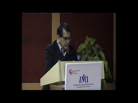 IMI New Delhi Live Stream (Leadership Bank Conclave)