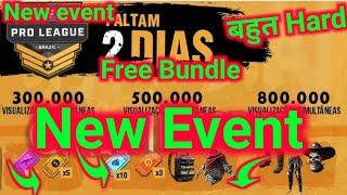 New Upcoming milestone event free fire    Free dress,free free vouchee, free bag skin    Hindi