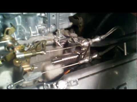 hook up 700r4 transmission