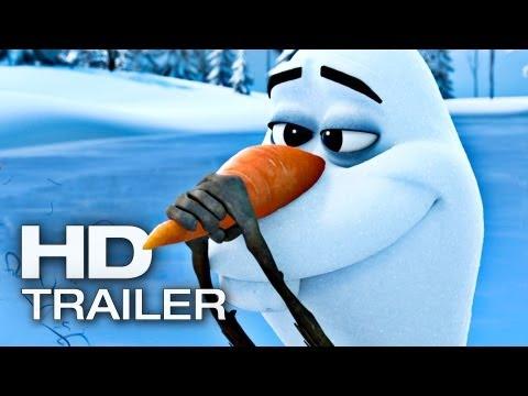 DIE EISKÖNIGIN Teaser Trailer Deutsch German | 2013 Official FROZEN [HD]