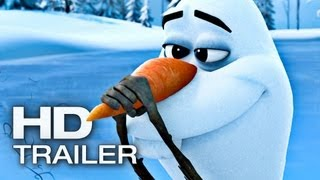 DIE EISKöNIGIN Teaser Trailer Deutsch German | 2013 Official FROZEN [HD]