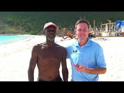 British Virgin Islands Update: Coco Loco's Beach Bar, Jost Van Dyke