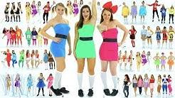 30 DIY Last-Minute GROUP Halloween Costume Ideas!   CloeCouture