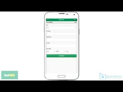 Bet365 android app download apk