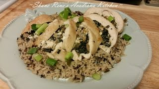 Feta And Spinach Stuffed Chicken Breast - Episode 54