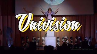 Univision 2017 | Анна Фомина (Италия) | Alessandro Safina - Luna Tu