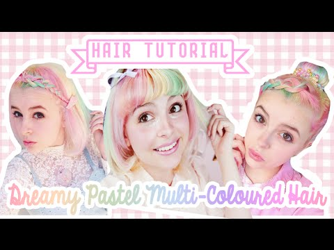 Multi colored hair ideas from YouTube · Duration:  3 minutes 57 seconds