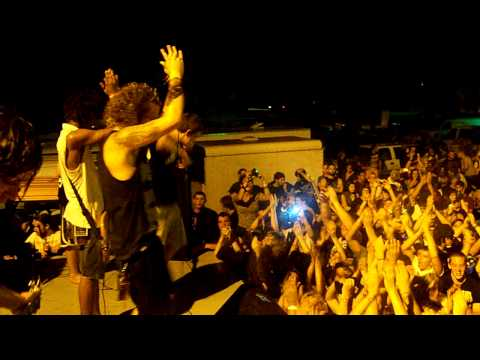 Attila - Soda in a Water Cup (Live)