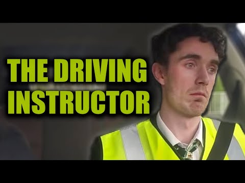 The Driving Instructor - Foil Arms and Hog