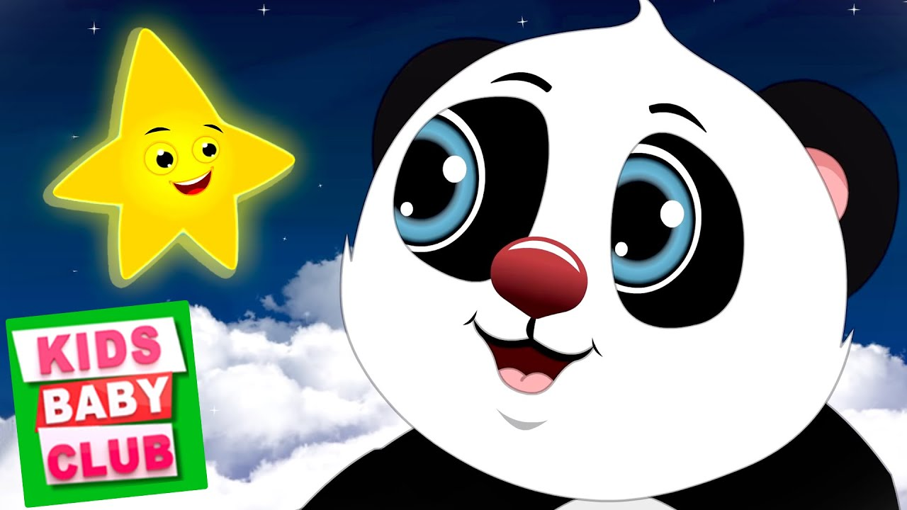 Twinkle Twinkle Little Star | Nursery Rhymes for Children | Cartoons by Kids Baby Club