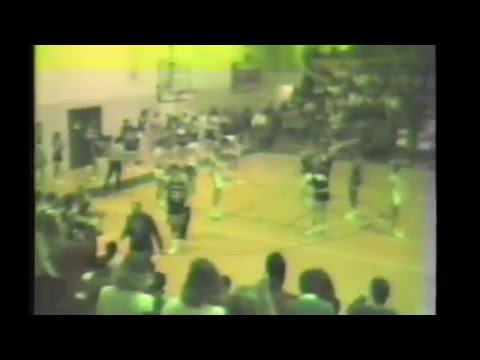 Edmonson County High School - Wildcat Basketball @ Grayson (2/26/88)